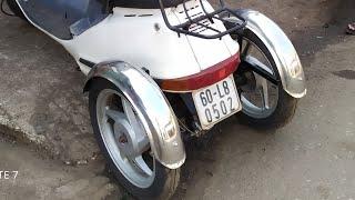 Chế tạo quá hay chiếc xe không chỉ dành cho người khuyết tật xe có số lùi tới vi sai như ô tô.