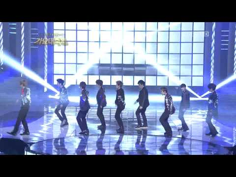 [hd 1080p] 111230 Super Junior - Opera + Mr Simple Live  Kbs Song Festival 2011 video