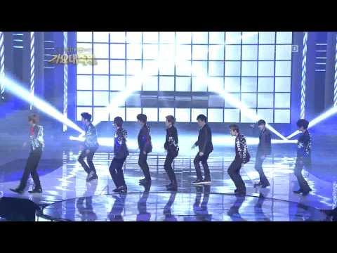 [HD 1080p] 111230 Super Junior - Opera + Mr Simple Live @ KBS Song Festival 2011