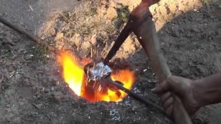 Ant Hill Aluminum Casting