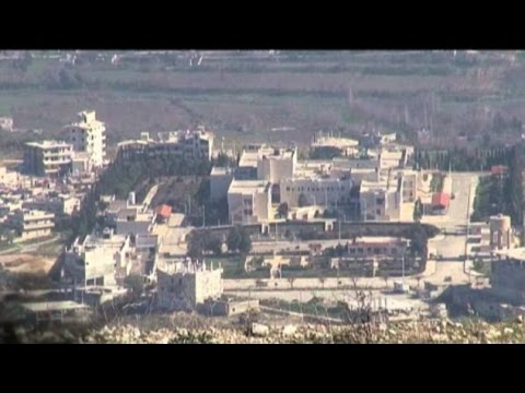 Rebels Seize Hospital Holding 150 Syrian Soldiers Monitor