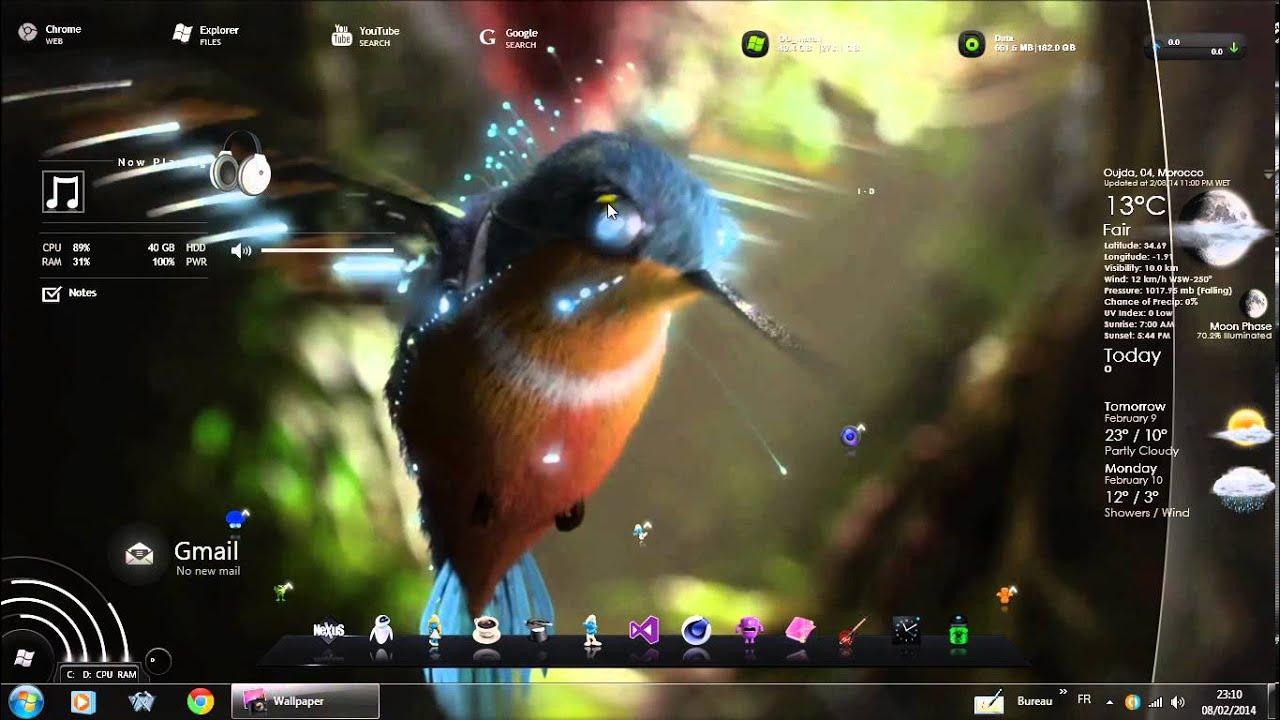 Программа dreamscene для видео обоев скачать бесплатно