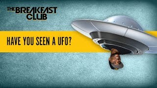 Have You Ever Seen A UFO or Encountered Aliens?