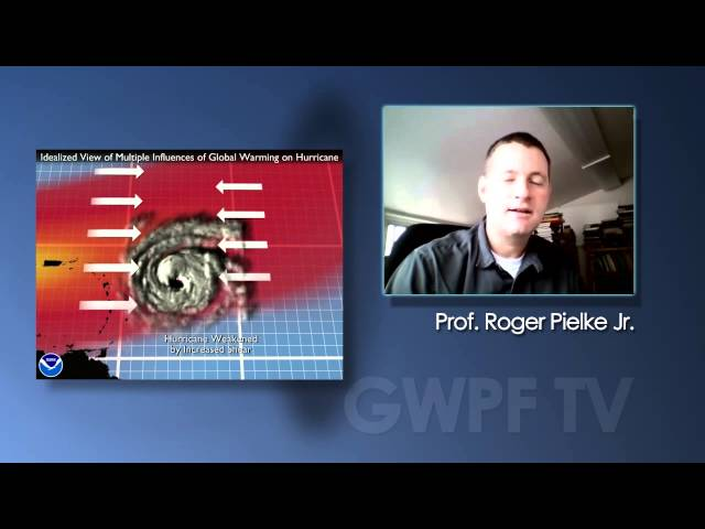 GWPF TV - Extreme Weather Events & Global Warming: How Good Is The Evidence? (long version)