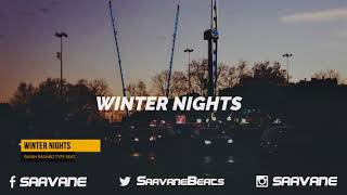 Wiz Khalifa x Isaiah Rashad Type Beat - Winter Nights (Prod By Saavane)   Chill Beat 2018