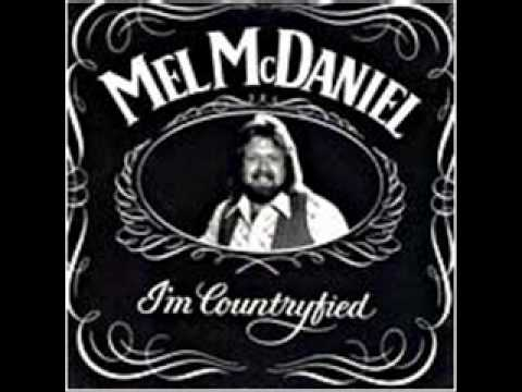 Mel McDaniel - Louisiana Saturday Night Video