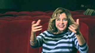 Intervista a Valeria GOLINO - Annecy - di Norberto Cioffi