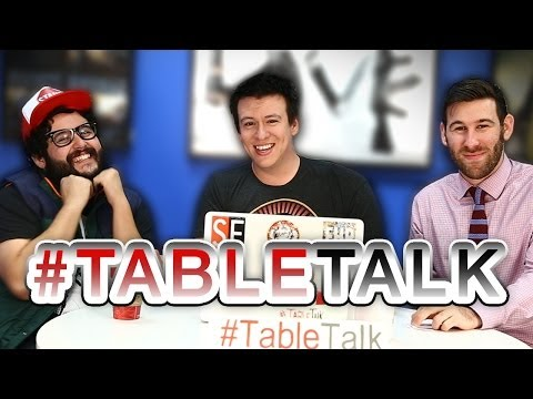 Hit the Showers, and Women's UFC on #TableTalk!