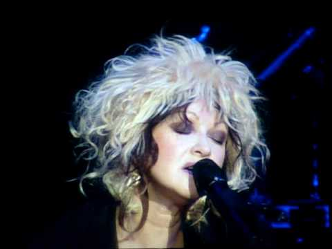 Cyndi Lauper Time after Time 08/07/10