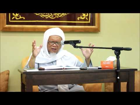 Syeikh Ahmad Fahmi Zam Zam : [kitab Al Hikam] Part 2 video