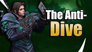 Cool Under Pressure? Anti Dive Anduin! - Heroes of the Storm w Kiyeberries