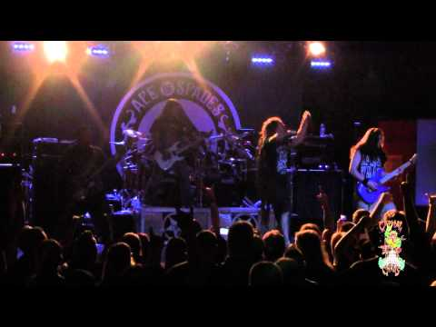 CAPITAL CHAOS - SHADOWS FALL @ ACE OF SPADES 5/21/12