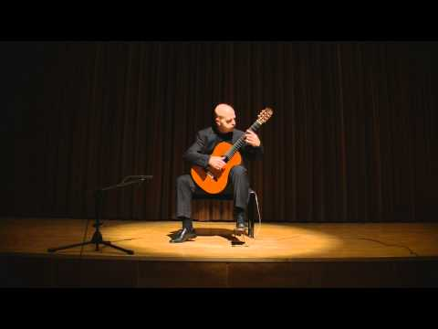 Iakovos Kolanian plays Barrios - La Catedral (Allegro Solemne) 3rd Movement