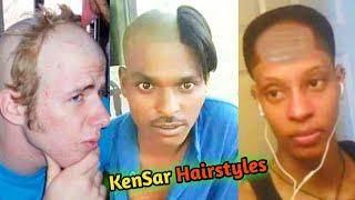 Funniest Hairstyles Ever   Funny Haircuts   Roasting Guru