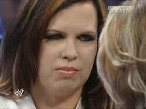 Vickie brings back the undertaker