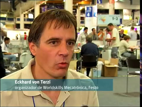 III OLIMPIADA MECATRONICA - FINAL EN EL CONEIMERA / CUSCO 2009