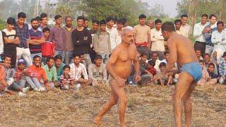 Gullu Pehlwan Ka Dhaamal Dekhiye Village Mandauli Yamuna Nagar 👌👌|| Maha Mukbala