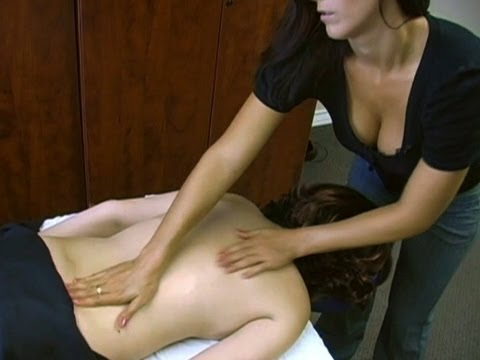 Massage Therapy Techniques For Lower Back Massage Swedish Therapy How To video