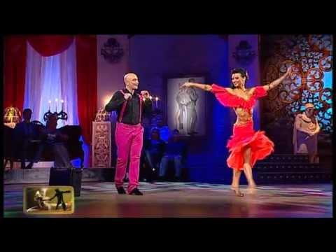 Ramūnas ir Beata - Kviečiu šokti: pažadinta aistra