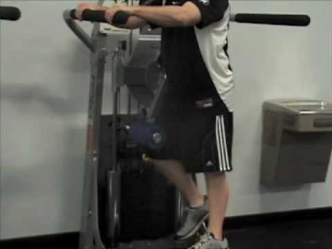 hip flexion/abduction/leg curl machine