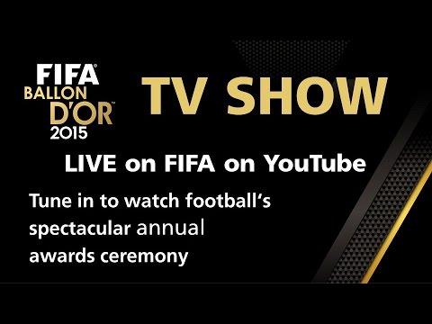 FULL REPLAY: FIFA BALLON D'OR 2015 TV SHOW