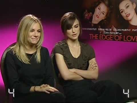 Keira Knightley vs Sienna Miller -- The Edge Of Love