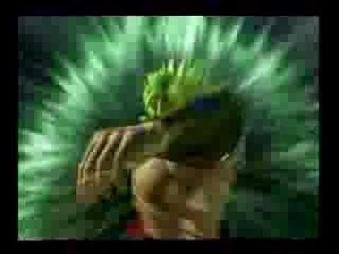 Dragonball Z Budokai Tenkaichi 3 Opening