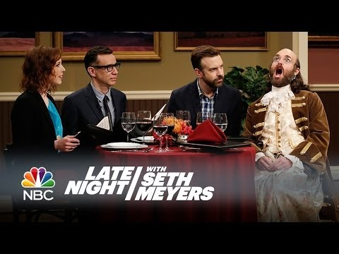 Second Chance Theatre: Jennjamin Franklin - Late Night with Seth Meyers