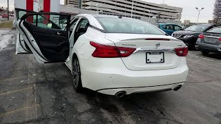 2016 Nissan Maxima Oak Lawn, Countryside, Chicago, Orland Park, Alsip, IL 33993A