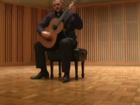 Carlo Domeniconi- Variations on an Anatolian Folksong- Michael LeFevre, guitar