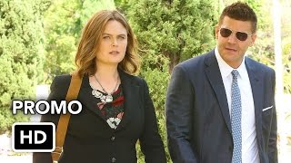 """Bones 12x03 Promo """"The New Tricks in the Old Dogs"""" (HD)"""