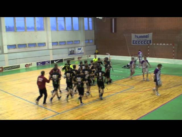 Ulbroka/FS Masters - Ķekavas Bulldogi highlights 18/11/2012
