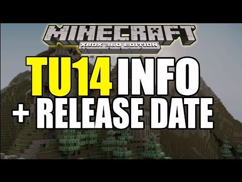 Minecraft Xbox 360 / PS3. Screenshots & Confirmed TU14 Features & Possible Release Date.