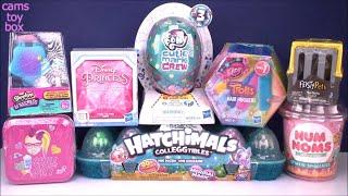 Hatchimals Color Change NUM NOMS Shopkins JoJo Siwa Disney Princess Feisty PETS