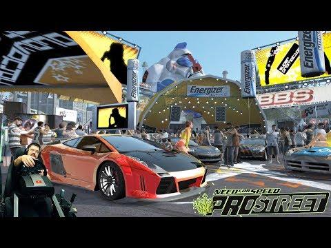ГОРИТ! Экшон на сверхскоростных гонках Need for Speed: ProStreet