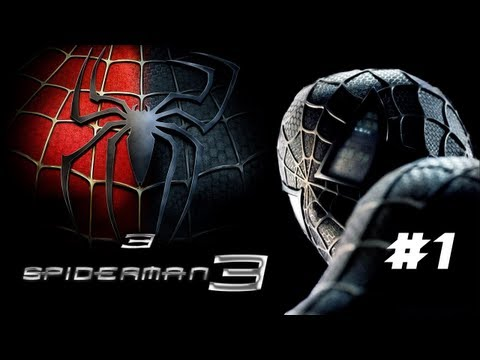 Let's Play Spiderman 3 Part I-Your Friendly Neighborhood Spiderman