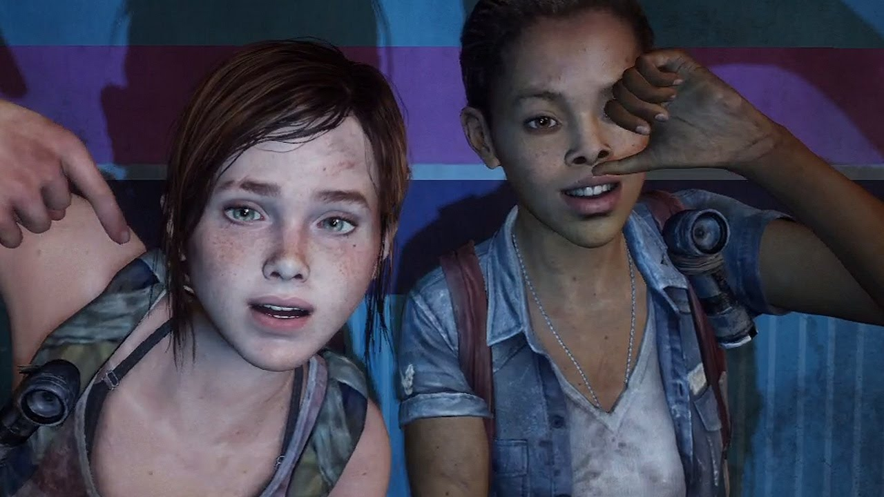 The Last of Us: Left Behind DLC - Gameplay Walkthrough