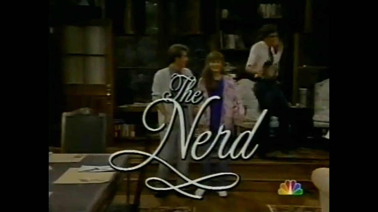 Broken Pilot Saturday: The 1989 NBC Pilot 'The Nerd'
