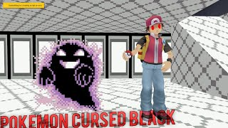 Hack Room - Pokemon - Cursed Black GBA