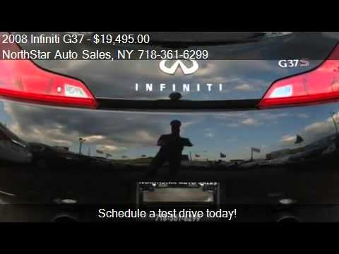 2008 Infiniti G37 Sport - for sale in Long Island City, NY 1