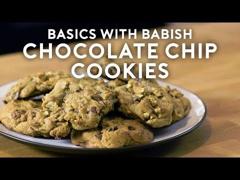 Chocolate Chip Cookies | Basics with Babish