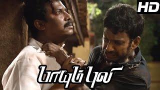 Paayum Puli Tamil Movie | Scenes | Vishal Kills Samuthirakani | Climax | Vishal | Samuthirakani