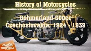 Böhmerland 600cc | 1932, Czech Republic. Review & test-drive.