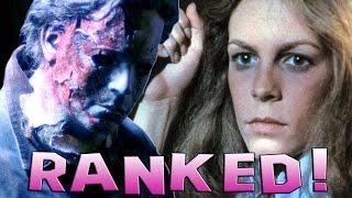 10 Halloween Movies Ranked