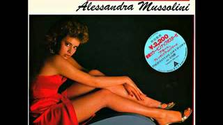 Alessandra Mussolini - Carta vincente