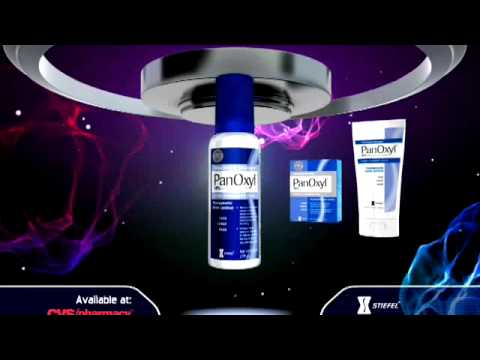 "PanOxyl Acne Treatment Foam ""Game On!"" TV"