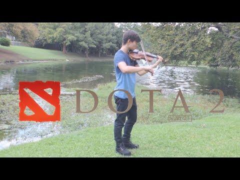 DOTA 2 Reborn Theme - Violin/Piano/Voice/Fl Studio - ItsAMoney Violin Cover