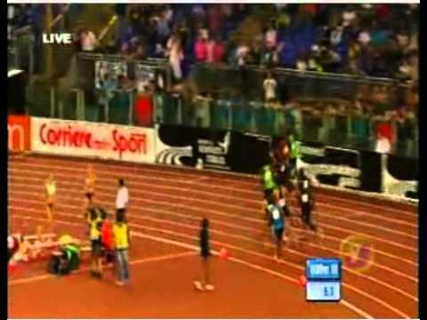 Men's 800m Rome Diamond League 2011.avi