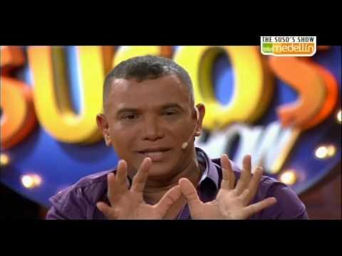 Juan Carlos Coronel en The Suso's Show