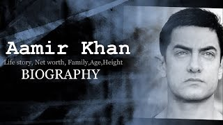 The Life Story Of Aamir Khan: Aamir Khan Biography, Net worth, Age, Height, Family, House, Movies